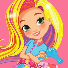 Watch Sunny Day, a Nick Jr. comedy series featuring Sunny, a salon-owning entrepreneur whose creativity, confidence, and compassion help her solve any problem. Savannah Craft, Crystal Kingdom, 2000 Cartoons, Funny Character, Nick Jr, Little Girl Birthday, Cartoon Movies, Barbie House, Sunny Days