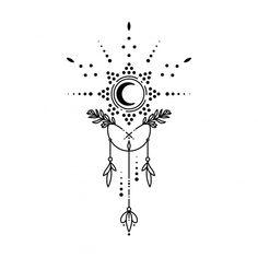 Sternum Tattoo, Mandala Tattoo, I Tattoo, Lotus Mandala, Forearm Tattoos, Tattoo Sketches, Tattoo Drawings, Henna Designs, Tattoo Designs