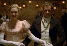 Emma (Romala Garai) and Mr. Knightley join the dance. (BBC, 2009) .. such a cute couple!