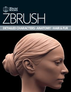 The 3D Artist ZBrush Book now on sale!