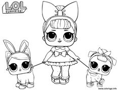 LOL Doll Fancy Baby coloring pages printable and coloring book to print for free. Find more coloring pages online for kids and adults of LOL Doll Fancy Baby coloring pages to print. Puppy Coloring Pages, Unicorn Coloring Pages, Free Coloring Sheets, Coloring Pages For Girls, Coloring Pages To Print, Free Printable Coloring Pages, Colouring Pages, Coloring For Kids, Coloring Books