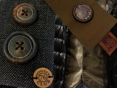 Rustic Roots #menswear #haka #fashion #männermode #mode #unionknopf #knöpfe #buttons #knopf #fashionindustry #trends #modetrends #newcollection #fashion #style #pin #zierteile
