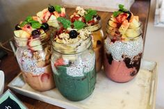 Vegan Parfaits at Alchemy, Ubud 6 Kickass Places to Visit in Bali - Travel Lush