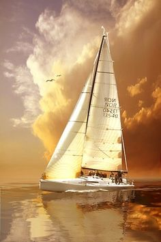 sailiNG away.. tablero ACUARELAS.