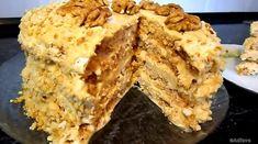 Самый вкусный киевский торт с безе и орехами - Adfave - Эдфейв