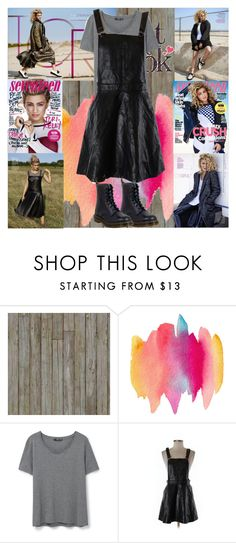 """""""Tori Kelly~Seventeen Magazine February 2016"""" by tvshowobsessed ❤ liked on Polyvore featuring Piet Hein Eek, MANGO, Forever 21 and Dr. Martens"""