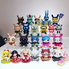 Lots of new added gems at Mindzai's Treasure Chest  check out http://ift.tt/1mssW37 and you may find the one you've been looking for! Frequently updated  keep an eye out ! #mindzai #treasurechest #kidrobot #dunny #chaosbunnies #sailormoon #lunartik #cute #kawaii #art #toy #arttoy #vinyltoy #designertoys #collectible #toycollector #mindzai #markham #toronto
