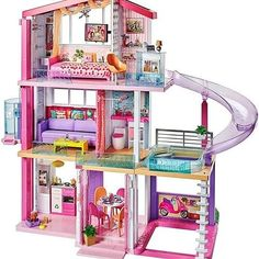 !!! Barbie 2018 Dreamhouse !!! Love it!!! - #Barbie #BarbieMovie #BarbieDoll #Mattel #AnythingIsPossible #YouCanBeAnything #Cartoon #Toys #Doll #Glam #Fashion #BarbieFashion #BarbieStyle #Style #Giftset #BarbieNew #BarbieDreamhouseAdventures #BarbieSister #Adventure #Barbie2018 #Series #BarbieGirl #Dreamhouse #House #BarbieDreamhouse