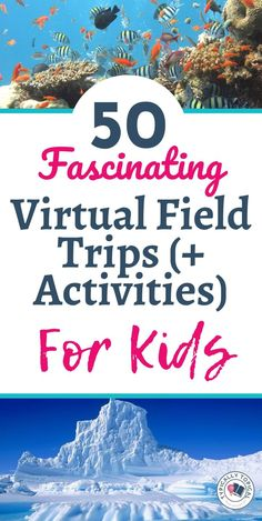 Wonders of the World: Virtual Field Trips For Kids - Typically Topical Educational Websites, Educational Activities, Learning Activities, Activities For Kids, Virtual Museum Tours, Virtual Field Trips, Virtual Travel, Science, Travel Activities