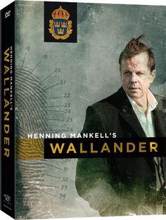 Wallander. 2005-2006 13 films, 2009-2010 13 films.