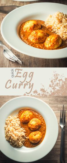 Egg Curry Recipe: This egg curry despite the lengthy ingredient list is deceptively simple to make, pack an incredible punch of flavour and is on your table in less than 30 minutes!