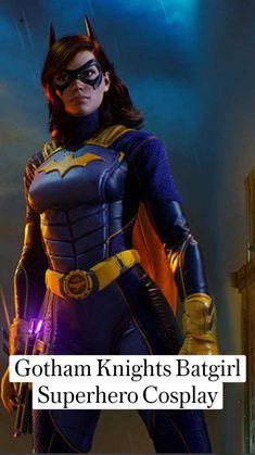 Heroes Dc Comics, Dc Comics Girls, Dc Comics Characters, Dc Comics Art, Marvel Dc Comics, Dc Batgirl, Batwoman, Nightwing, Batman Gotham Knight