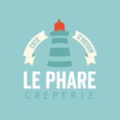 THE LIGHTHOUSE by Yann Marcou, via Behance #logo