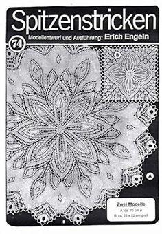 Angels Lace Knitting No. 74