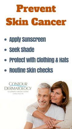 Quick guide on preventing #skincancer
