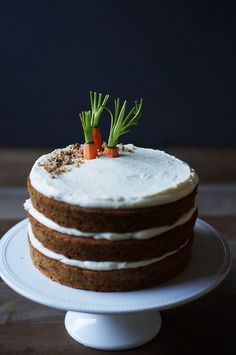 #cake #carrots