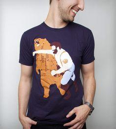 Men's Haymaker T-Shirt by Sharp Shirter  on Scoutmob Shoppe