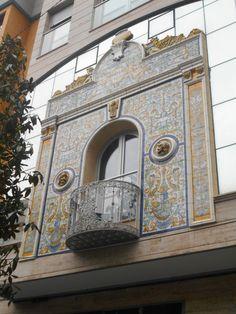 Balcón singular