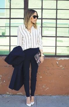 Office Outfit | how to nail business casual beyond the skirt suit  24