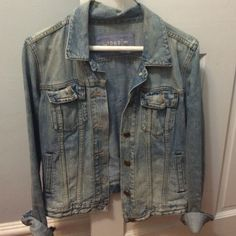 1969 gap denim jacket
