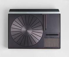 1974 Beogram 4002 Turntable by Jakob Jensen Manufactured by Bang & Olufsen