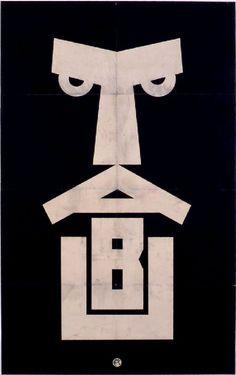 Tabu poster by Julius Klinger (Austria), 1919
