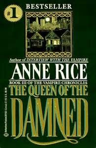 The Queen of the Damned (PB) 1988