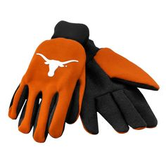 Texas Longhorns Colored Palm Utility Gloves - $5.59