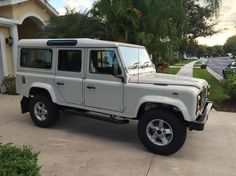 1989 Land Rover Defender 110 County Station Wagon for sale #1791583 | Hemmings Motor News