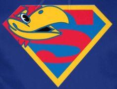 super jayhawks, this would be perfect for man cave! Kansas Jayhawks Basketball, Basketball Teams, Kansas City Chiefs, Ku Sports, Sports Logos, Go Ku, U Rock, University Of Kansas, My Love