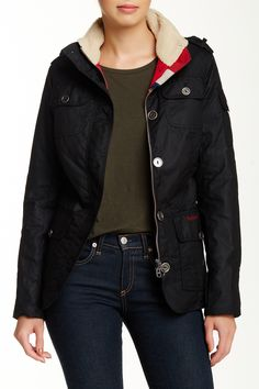 Compass Jacket by Barbour on @nordstrom_rack