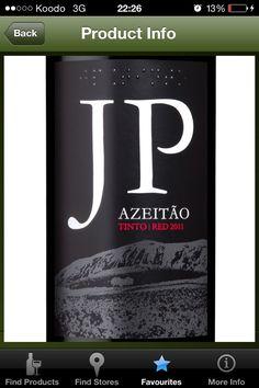 2013 JP Azeitão (Portugal) - $8.95 750 mL (LCBO # 286195)