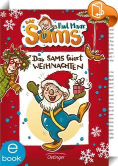 Das Sams feiert Weihnachten    :  Weihnachten werden Wünsche wahr! So etwas hat das Sams noch nicht erlebt! Was sind das nur für Flügelwesen, die angeblich im Himmel wohnen? Wieso hat Papa Taschenbier auf einmal so viele Geheimnisse? Und warum stellt man sich Bäume ins Wohnzimmer? Als das Sams zu seinem Weihnachtsfestdebüt noch ein paar Kollegen aus der Welt der Samse einlädt, geht so mancher gewünschter, allerdings auch mancher ungewünschter Wunsch in Erfüllung. Aber am Ende bescheren...