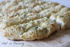 Garlic Butter Breadsticks, #Butter, #Garlic, #Parmesan