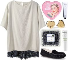 """""""not trying today."""" by cheeky-chappy ❤ liked on Polyvore"""