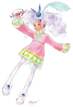 Meredy - Tales of Eternia
