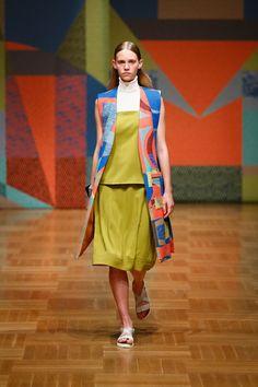 Pin for Later: Entdeckt alle Trends der Berlin Fashion Week in nur 5 Minuten Tag 2: Kilian Kerner