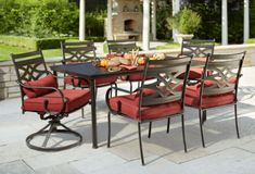 Home Depot Outdoor Furniture Easy DIY Projects Home Furniture Chandeliers Lowes Patio Furniture, Clearance Outdoor Furniture, Best Outdoor Furniture, Small Outdoor Patios, Outdoor Dining Set, Patio Dining, Patio Chairs, Dinning Set