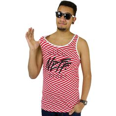 Neff Flip Out Tanktop red ★★★★★