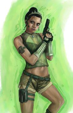 Tiana reminds me of Lara Croft here! Disney Princess Warriors, Princess Tiana, Disney Princess Art, Warrior Princess, Disney Art, Disney Pixar, Walt Disney, Disney Characters, Princess Pics