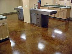Do it yourself acid staining guide. Excellent info and expert advice about how to diy stain your concrete floor when you had carpet, tiles, etc. How to prepare the | http://floordesignsideas.blogspot.com