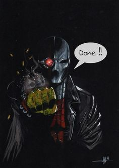 Deadshot by Anthony Darr