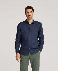 577048d7eeb0 French, Fabric, Men, Shirts, Slim, Tejido, Tela, French People, Fabrics