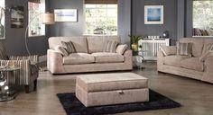 Mason 3 Seater Sofa Standard Back