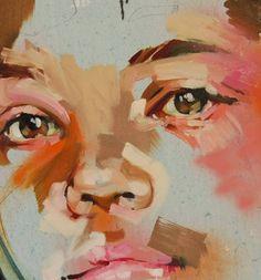 The Art of Andrew Salgado Abstract Portrait, Portrait Art, Figure Painting, Painting & Drawing, Painting Inspiration, Art Inspo, Art Watercolor, Canadian Art, Anatomy Art
