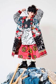 "Japanese Fashion Brand HEIHEI – ""Dalmatians"" A/W 2014 Exhibition"