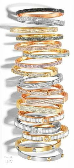 Henri Bendel Bangles. I'll take them all!!!!
