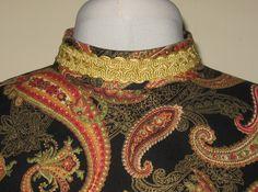 Paisley Angel Collar