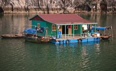 Houseboat, my kind of living