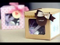 Cubebox: Cajita para detalle o regalo · [navidad]
